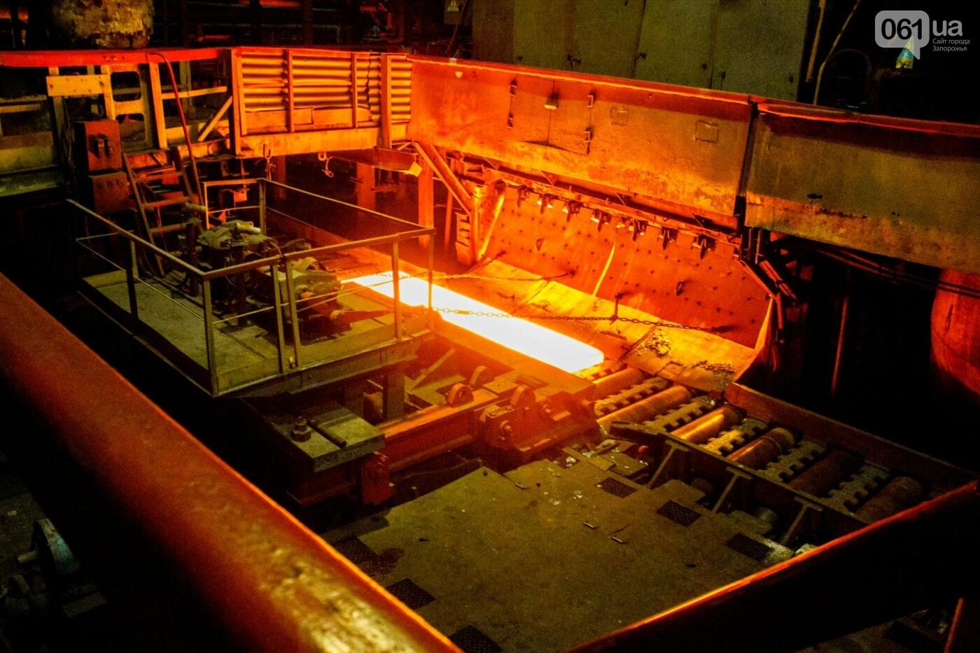 Как на «Запорожстали» железную руду превращают в сталь: экскурсия на производство, — ФОТОРЕПОРТАЖ, фото-35