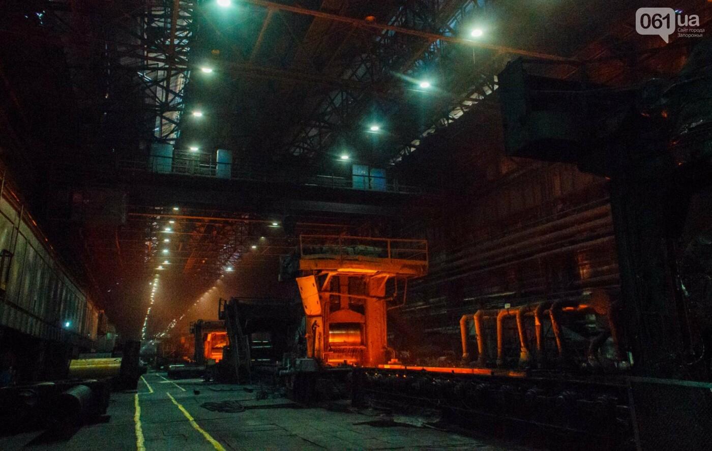 Как на «Запорожстали» железную руду превращают в сталь: экскурсия на производство, — ФОТОРЕПОРТАЖ, фото-34