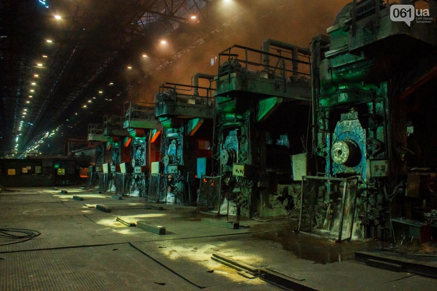 Как на «Запорожстали» железную руду превращают в сталь: экскурсия на производство, — ФОТОРЕПОРТАЖ, фото-33