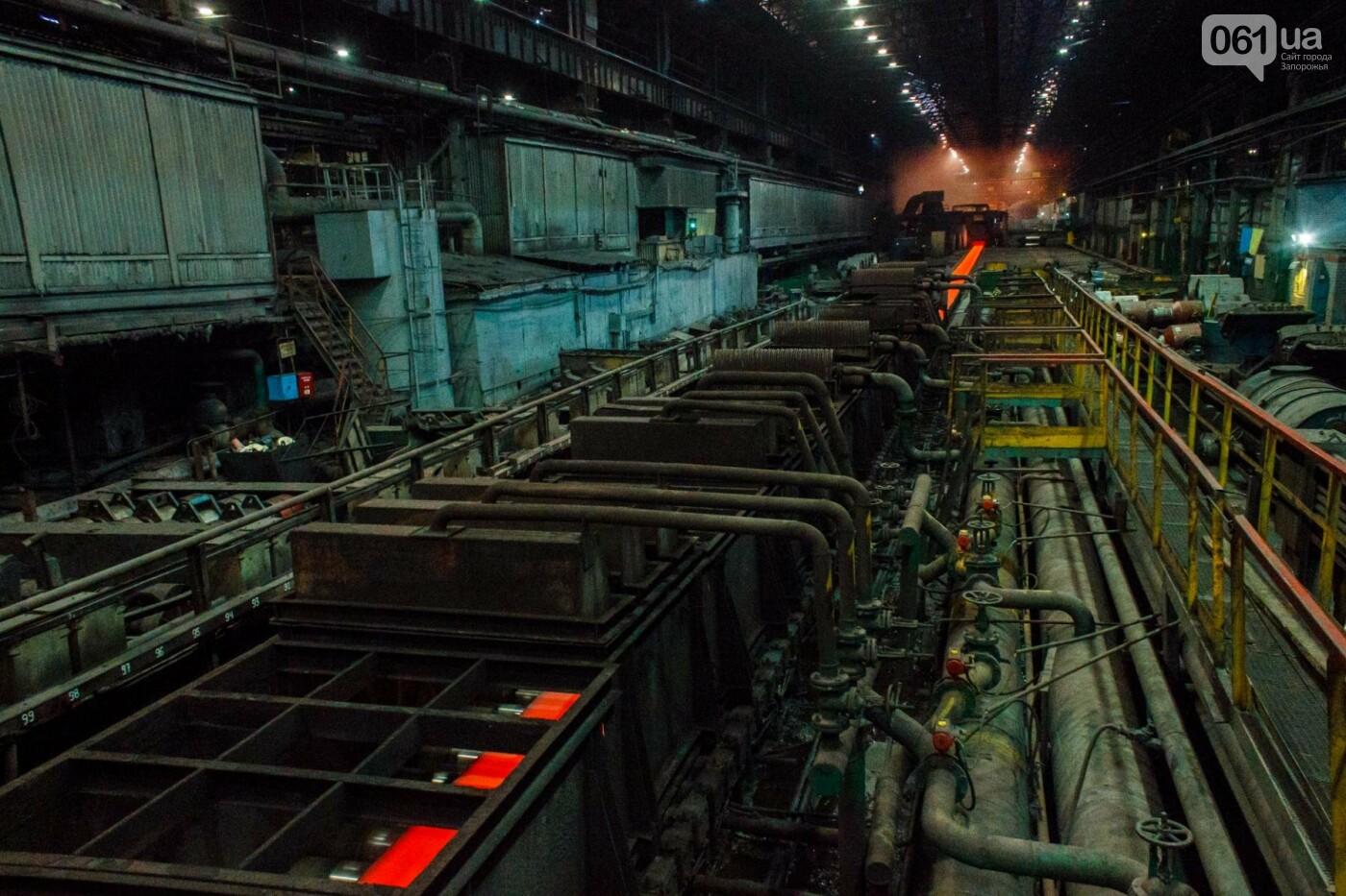 Как на «Запорожстали» железную руду превращают в сталь: экскурсия на производство, — ФОТОРЕПОРТАЖ, фото-32