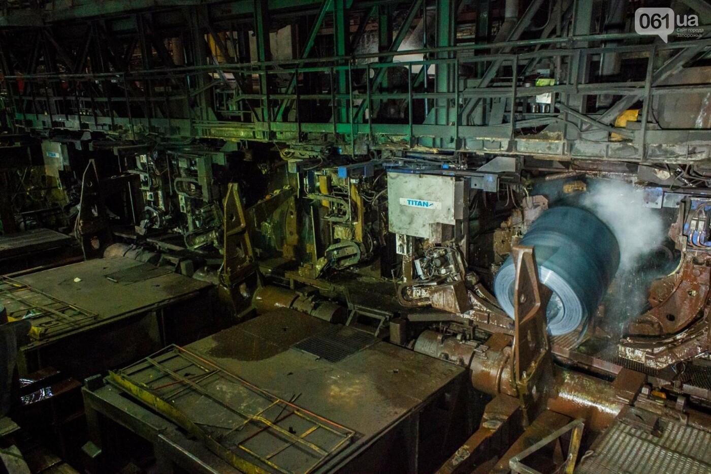 Как на «Запорожстали» железную руду превращают в сталь: экскурсия на производство, — ФОТОРЕПОРТАЖ, фото-36