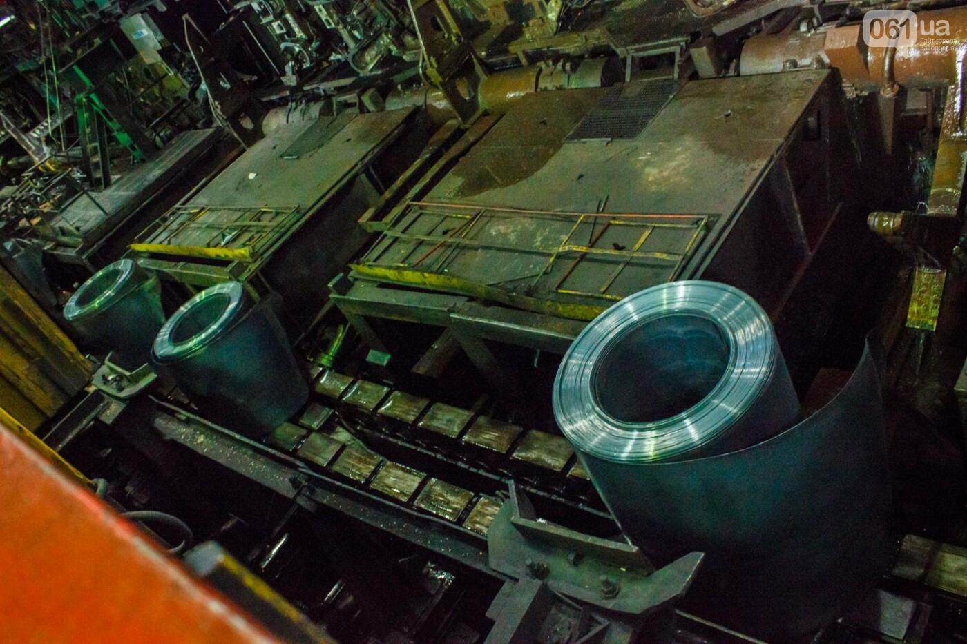 Как на «Запорожстали» железную руду превращают в сталь: экскурсия на производство, — ФОТОРЕПОРТАЖ, фото-37