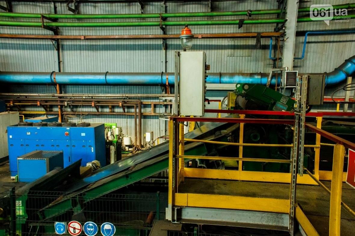 Как на «Запорожстали» железную руду превращают в сталь: экскурсия на производство, — ФОТОРЕПОРТАЖ, фото-40