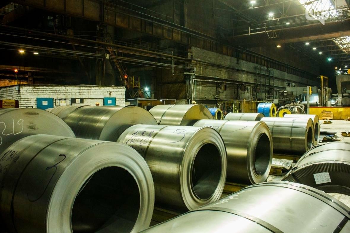 Как на «Запорожстали» железную руду превращают в сталь: экскурсия на производство, — ФОТОРЕПОРТАЖ, фото-44