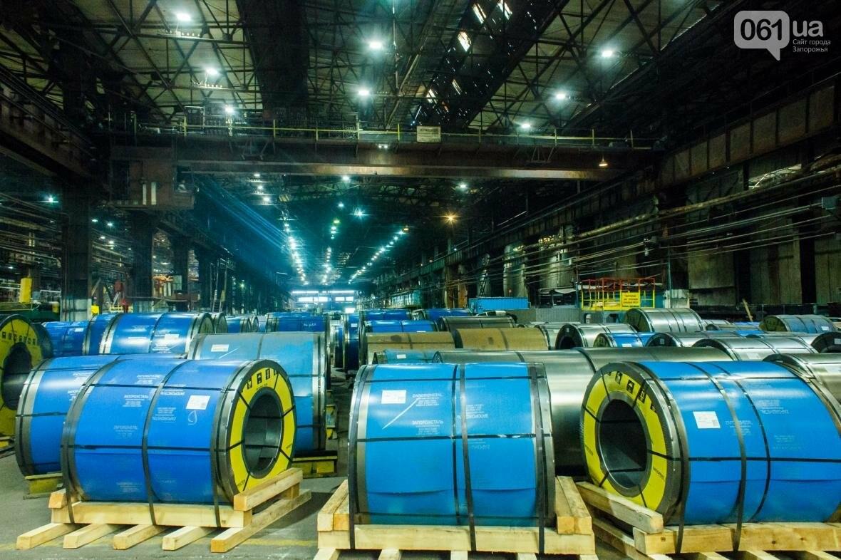 Как на «Запорожстали» железную руду превращают в сталь: экскурсия на производство, — ФОТОРЕПОРТАЖ, фото-45