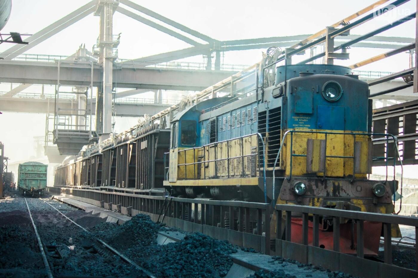 Как на «Запорожстали» железную руду превращают в сталь: экскурсия на производство, — ФОТОРЕПОРТАЖ, фото-4