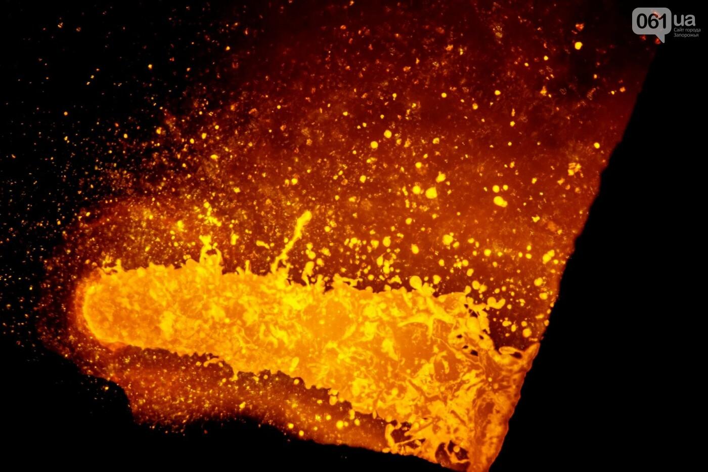 Как на «Запорожстали» железную руду превращают в сталь: экскурсия на производство, — ФОТОРЕПОРТАЖ, фото-9