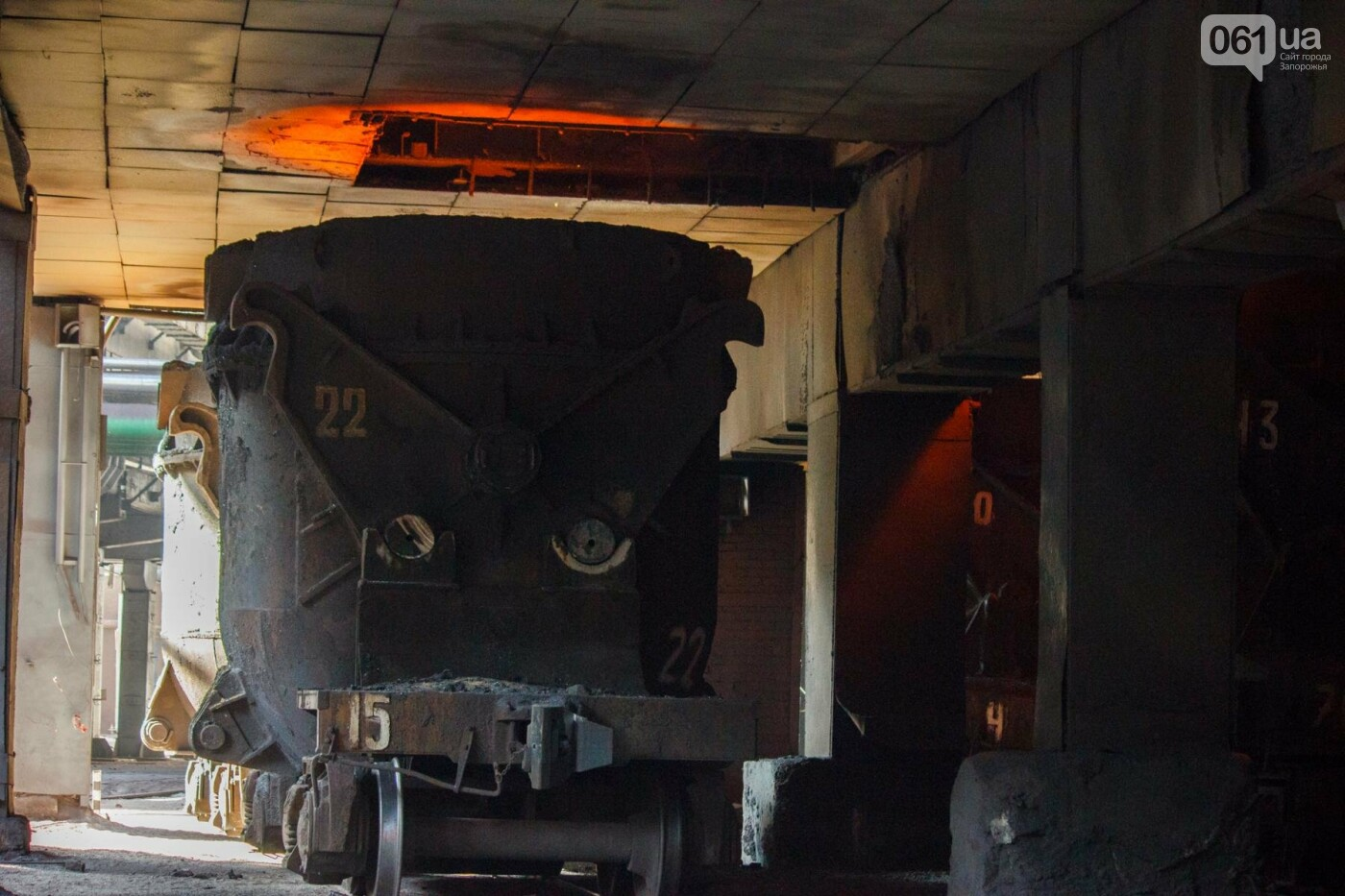 Как на «Запорожстали» железную руду превращают в сталь: экскурсия на производство, — ФОТОРЕПОРТАЖ, фото-12
