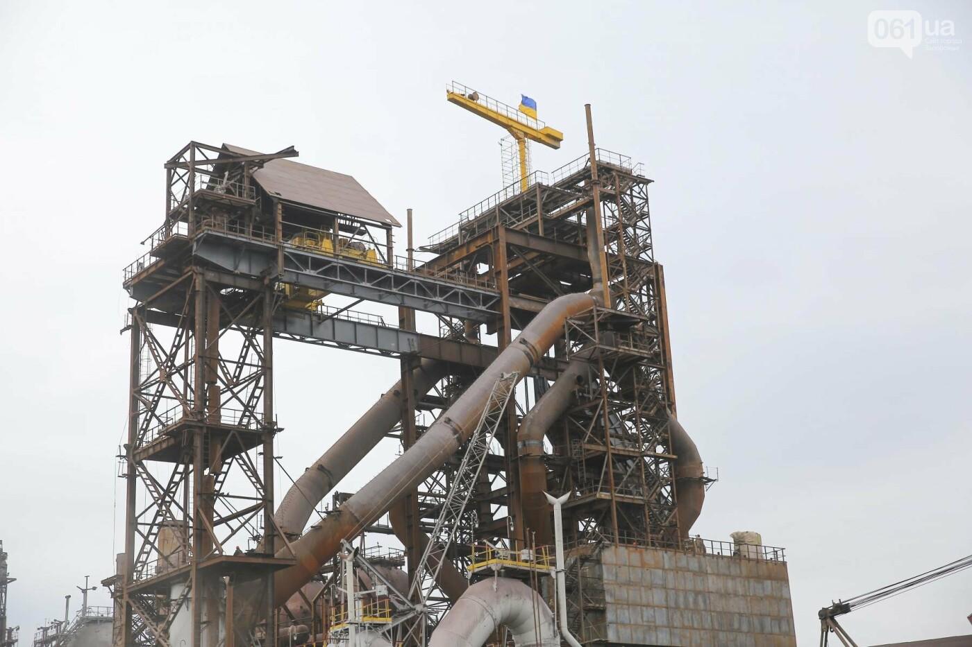 Как на «Запорожстали» железную руду превращают в сталь: экскурсия на производство, — ФОТОРЕПОРТАЖ, фото-7