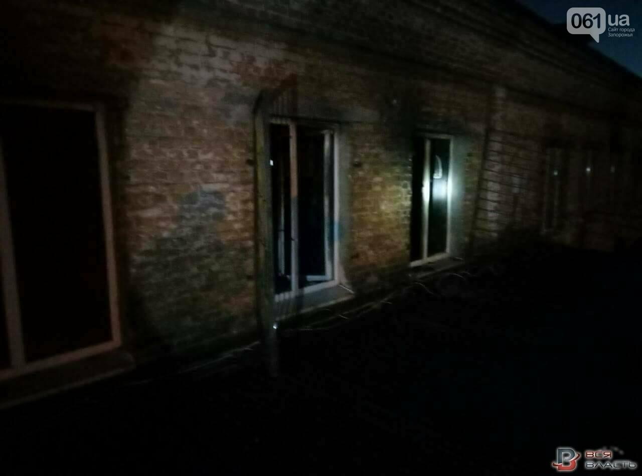 """""""На втором этаже были решетки - люди не могли выпрыгнуть"""": в Запорожье сгорели люди в хостеле возле рынка, - добавлено ФОТО, фото-13"""