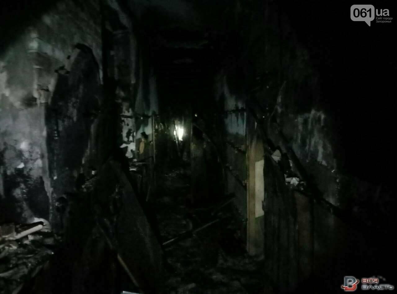 """""""На втором этаже были решетки - люди не могли выпрыгнуть"""": в Запорожье сгорели люди в хостеле возле рынка, - добавлено ФОТО, фото-12"""