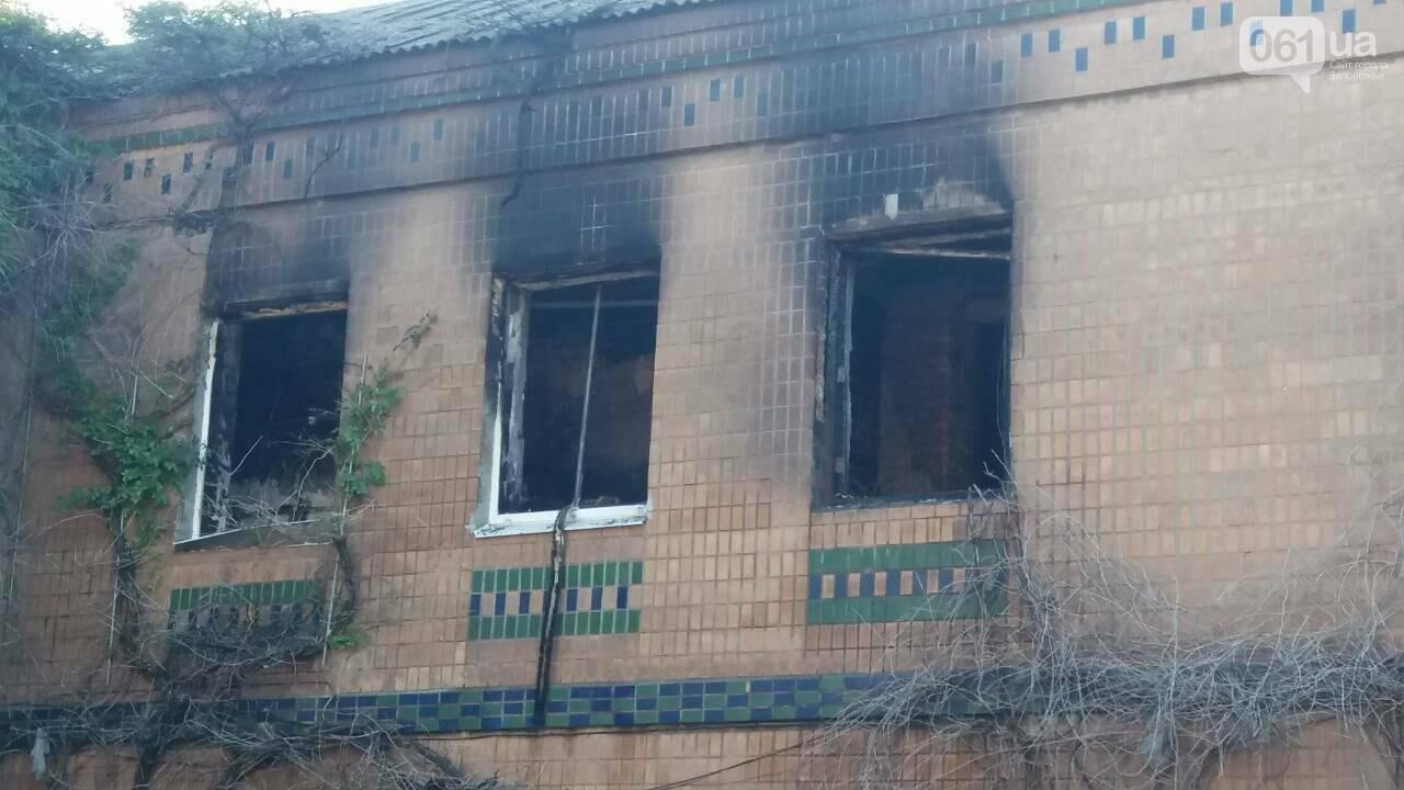 """""""На втором этаже были решетки - люди не могли выпрыгнуть"""": в Запорожье сгорели люди в хостеле возле рынка, - добавлено ФОТО, фото-3"""