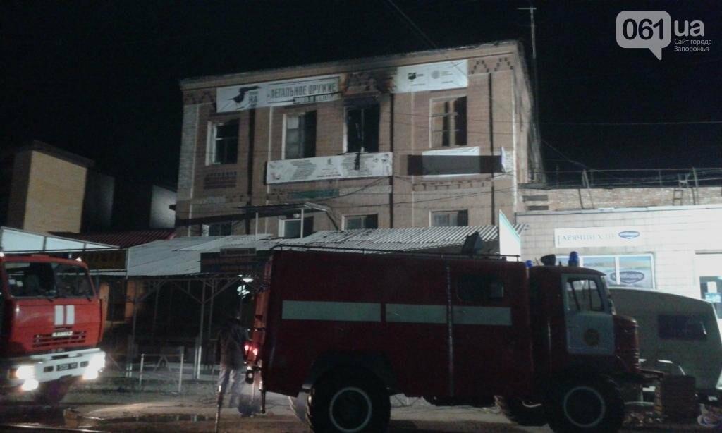 """""""На втором этаже были решетки - люди не могли выпрыгнуть"""": в Запорожье сгорели люди в хостеле возле рынка, - добавлено ФОТО, фото-5"""