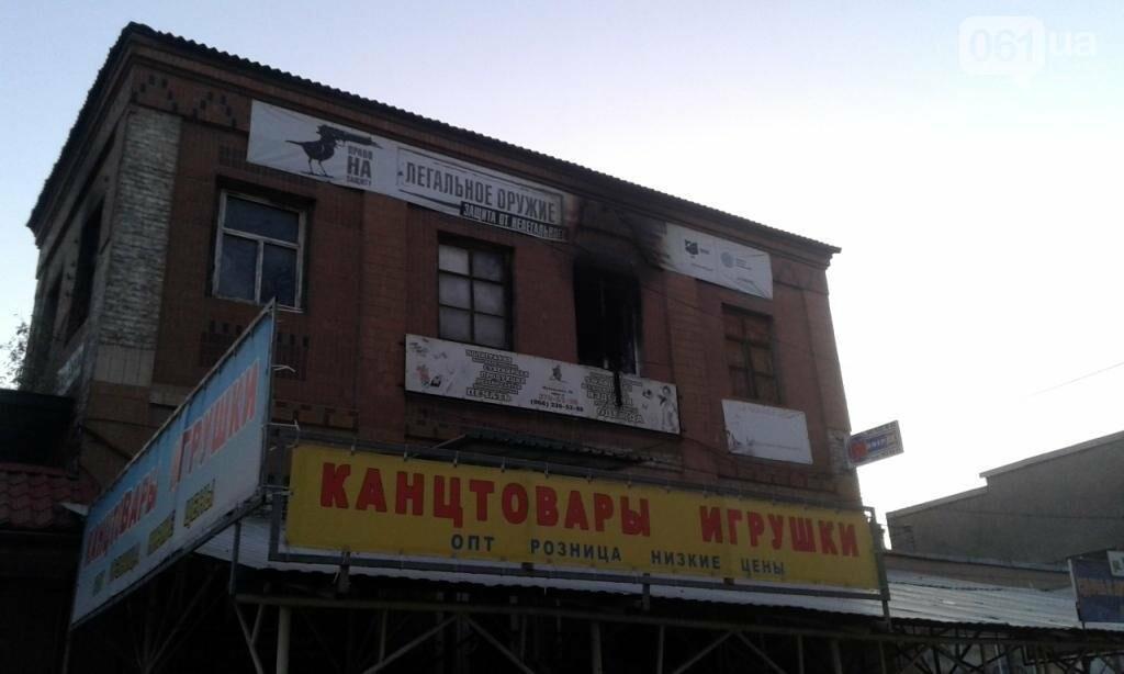 """""""На втором этаже были решетки - люди не могли выпрыгнуть"""": в Запорожье сгорели люди в хостеле возле рынка, - добавлено ФОТО, фото-4"""