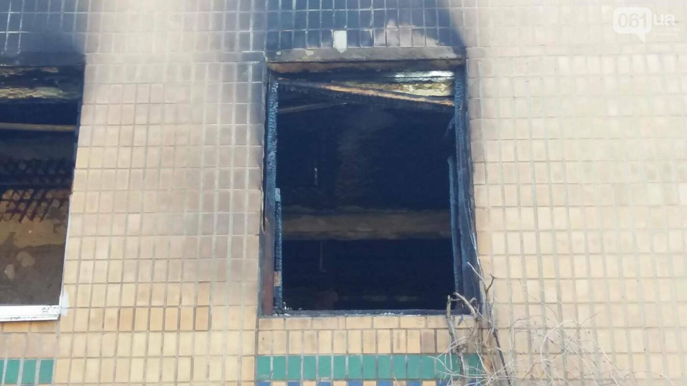 Пожар в запорожском хостеле: в ожоговом центре трое людей, у двоих - угроза жизни, - ФОТО, фото-8