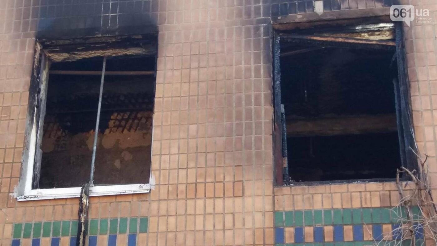 Пожар в запорожском хостеле: в ожоговом центре трое людей, у двоих - угроза жизни, - ФОТО, фото-7