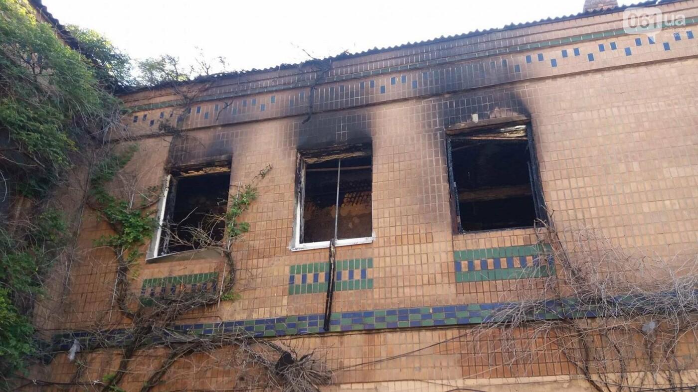 Пожар в запорожском хостеле: в ожоговом центре трое людей, у двоих - угроза жизни, - ФОТО, фото-6