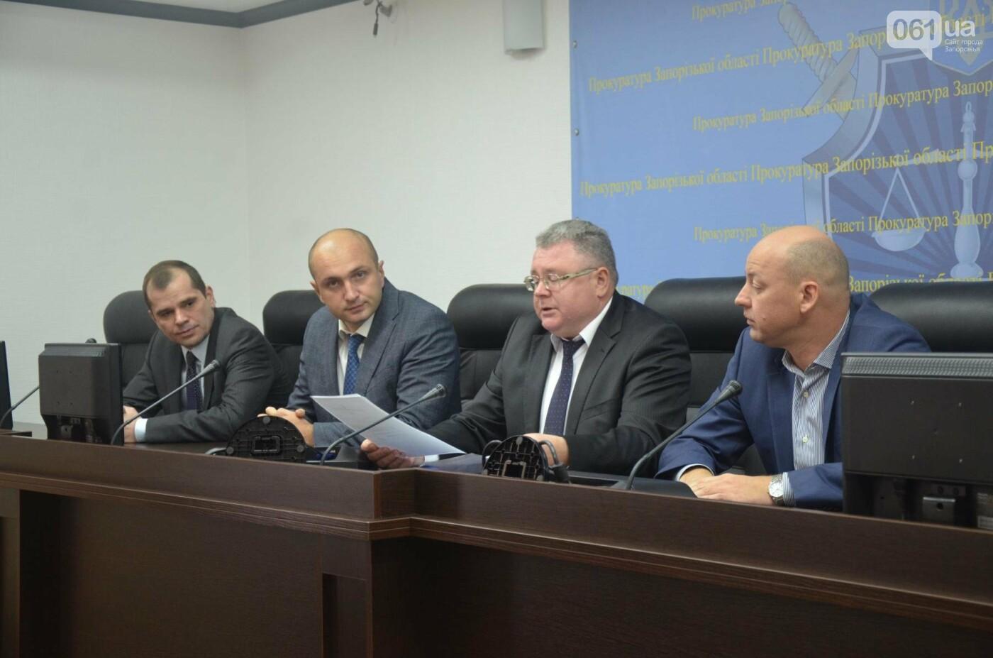 Местную прокуратуру №3 в Запорожье возглавил экс-прокурор Кривого Рога, - ФОТО , фото-3
