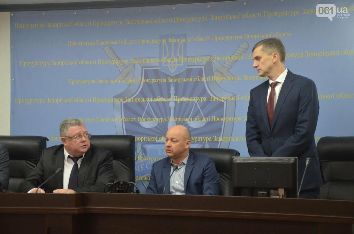 Местную прокуратуру №3 в Запорожье возглавил экс-прокурор Кривого Рога, - ФОТО , фото-1