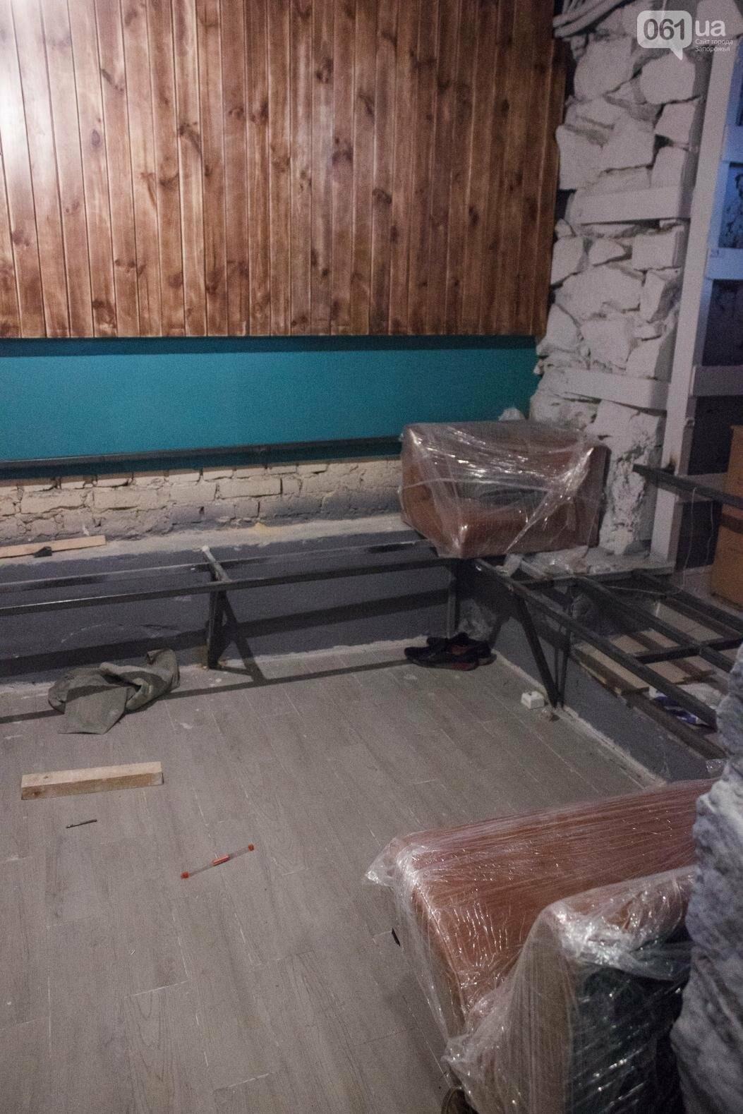 Show биZнес: в будущем ресторане завершается ремонт и появляется мебель , фото-3