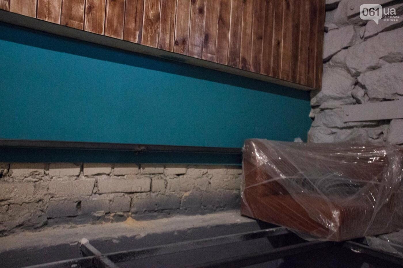 Show биZнес: в будущем ресторане завершается ремонт и появляется мебель , фото-2
