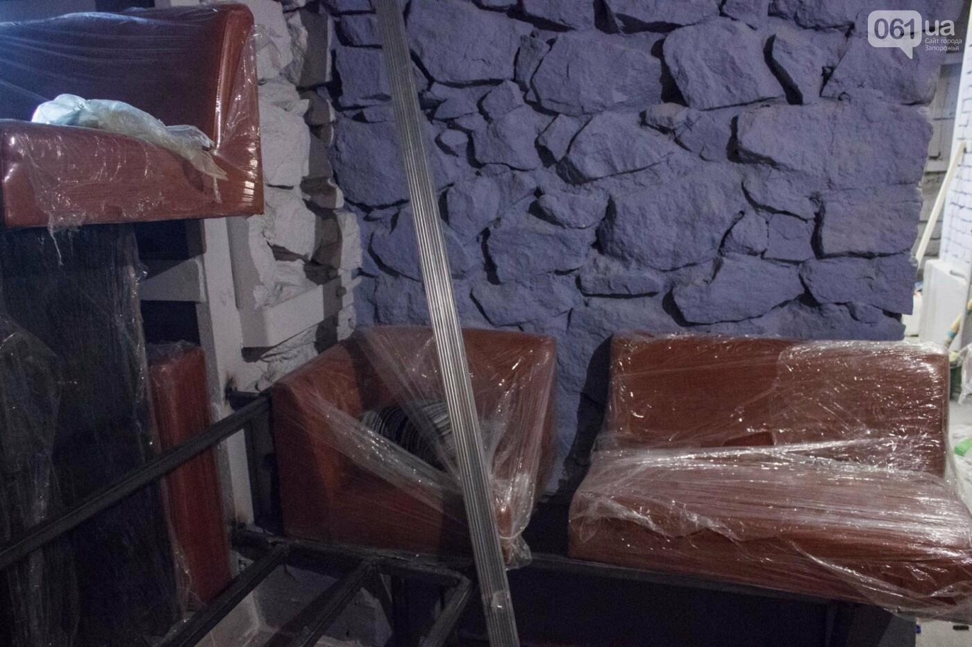 Show биZнес: в будущем ресторане завершается ремонт и появляется мебель , фото-1