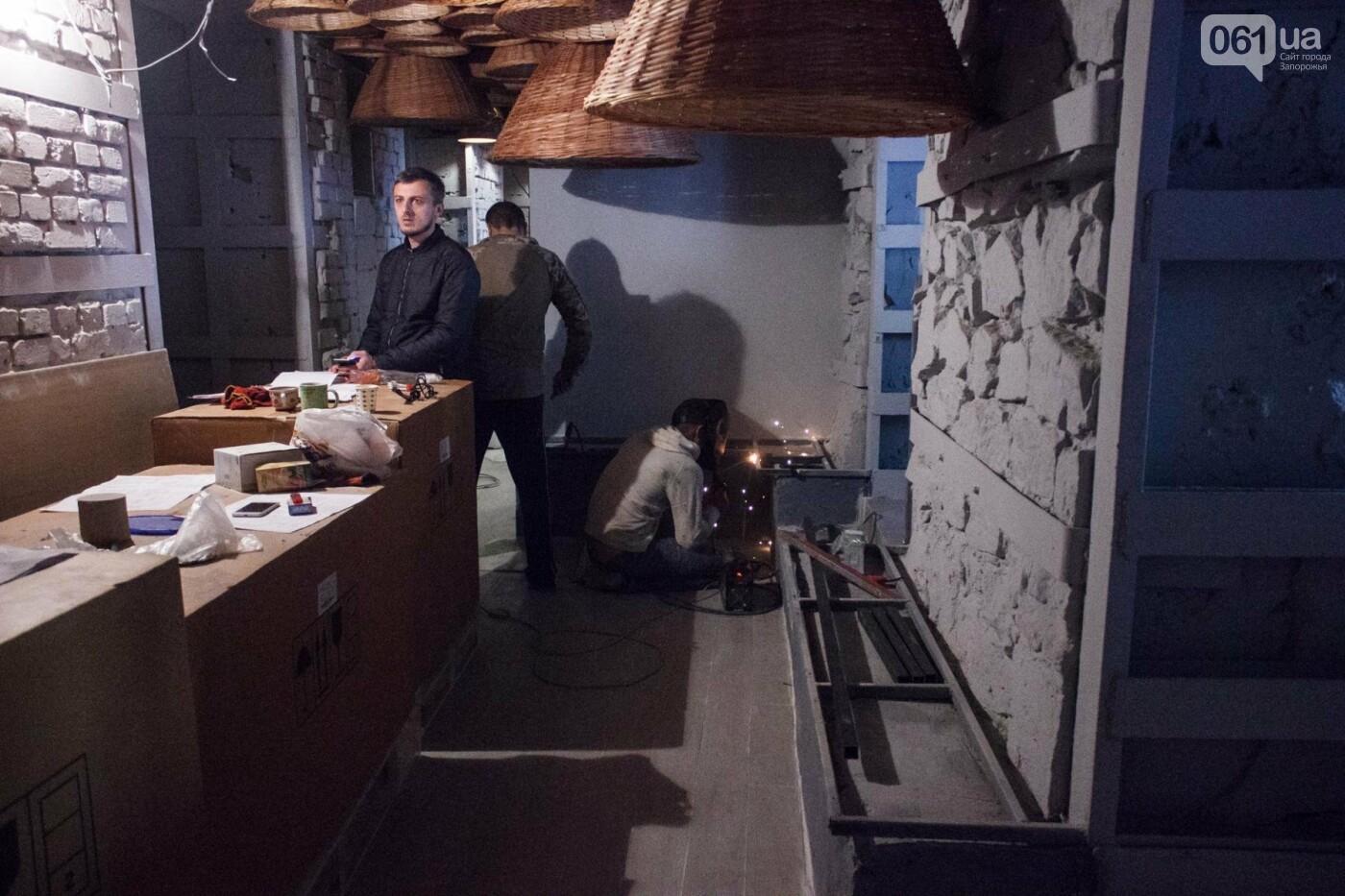 Show биZнес: в будущем ресторане завершается ремонт и появляется мебель , фото-9