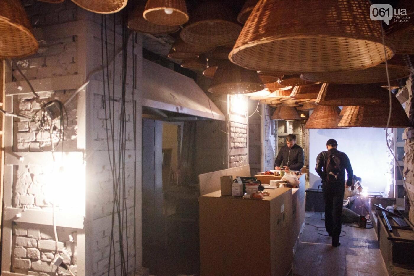 Show биZнес: в будущем ресторане завершается ремонт и появляется мебель , фото-8