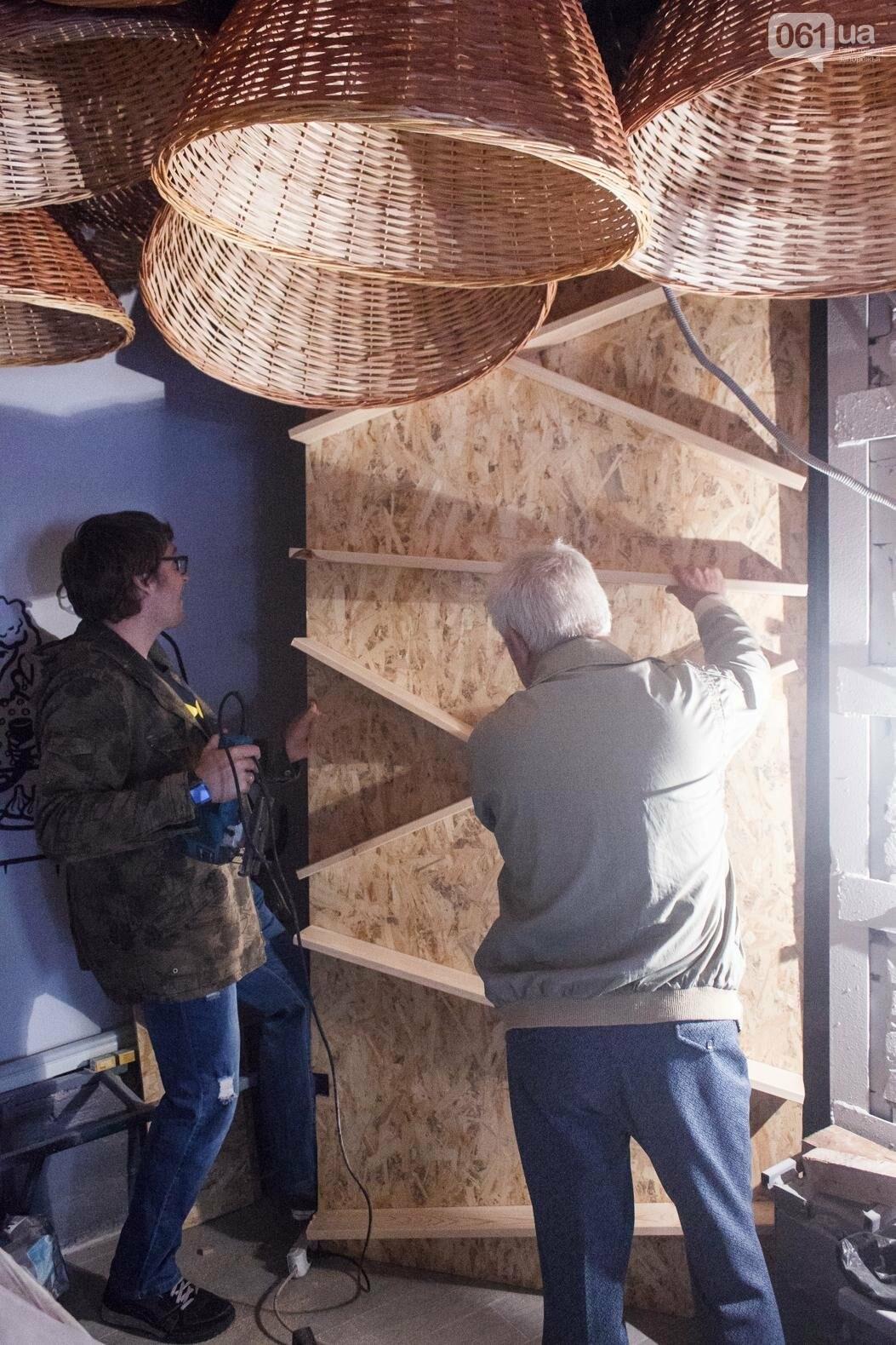 Show биZнес: в будущем ресторане завершается ремонт и появляется мебель , фото-6