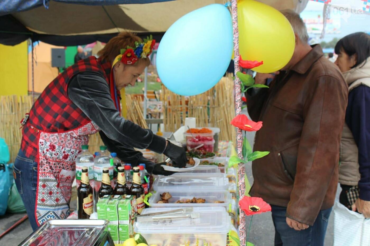Водка, трусы и картошка: в Запорожье стартовала Покровская ярмарка, - ФОТОРЕПОРТАЖ, фото-3
