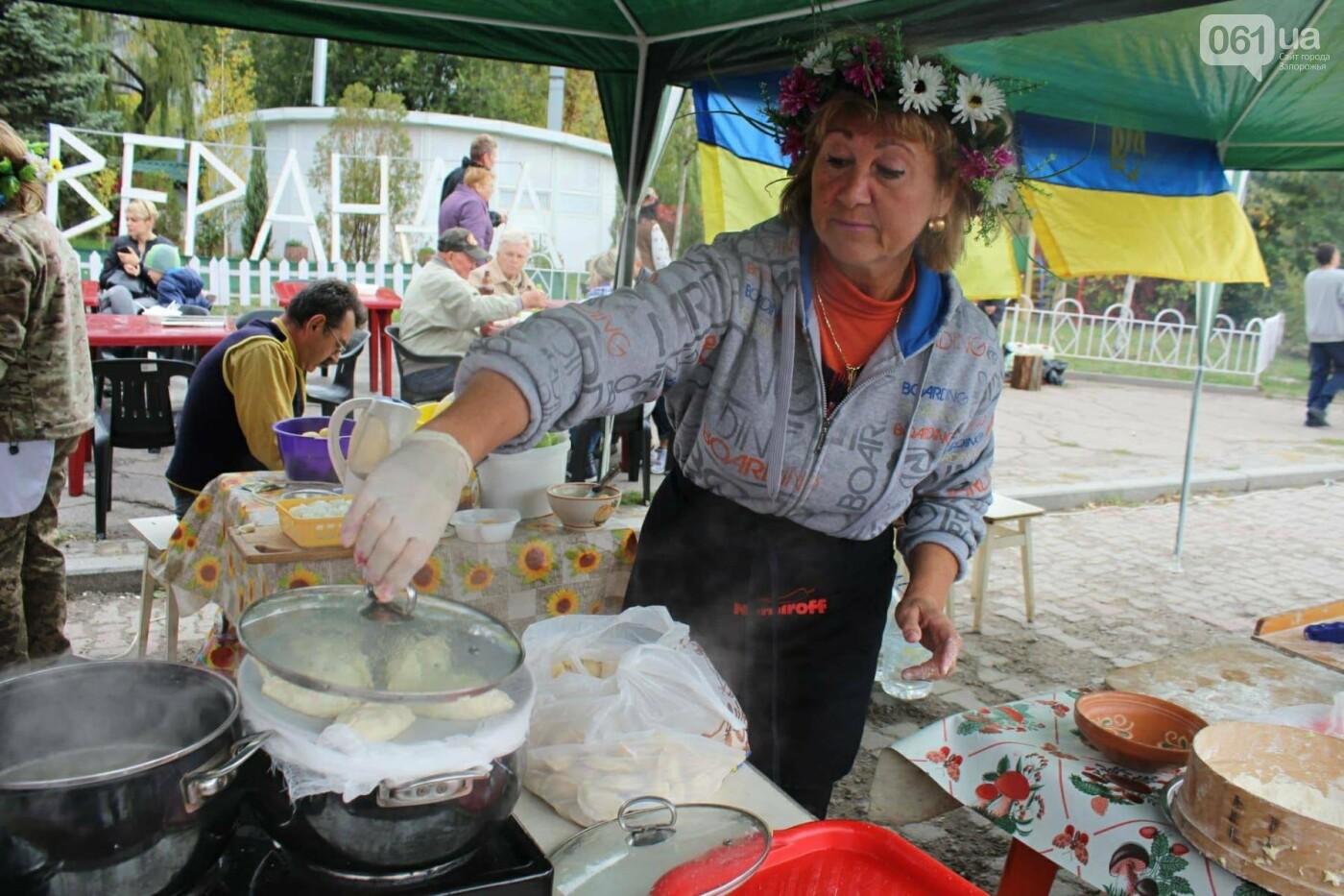 Водка, трусы и картошка: в Запорожье стартовала Покровская ярмарка, - ФОТОРЕПОРТАЖ, фото-9