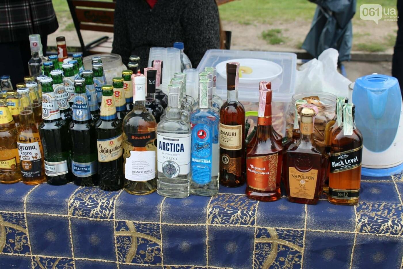 На Покровской ярмарке, несмотря на запрет, с самого утра продают алкоголь, - ФОТО, фото-15