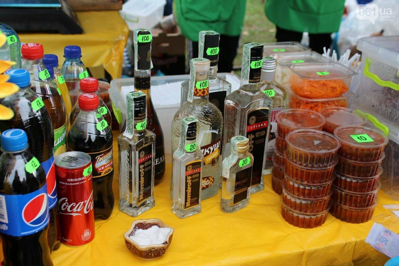 На Покровской ярмарке, несмотря на запрет, с самого утра продают алкоголь, - ФОТО, фото-3