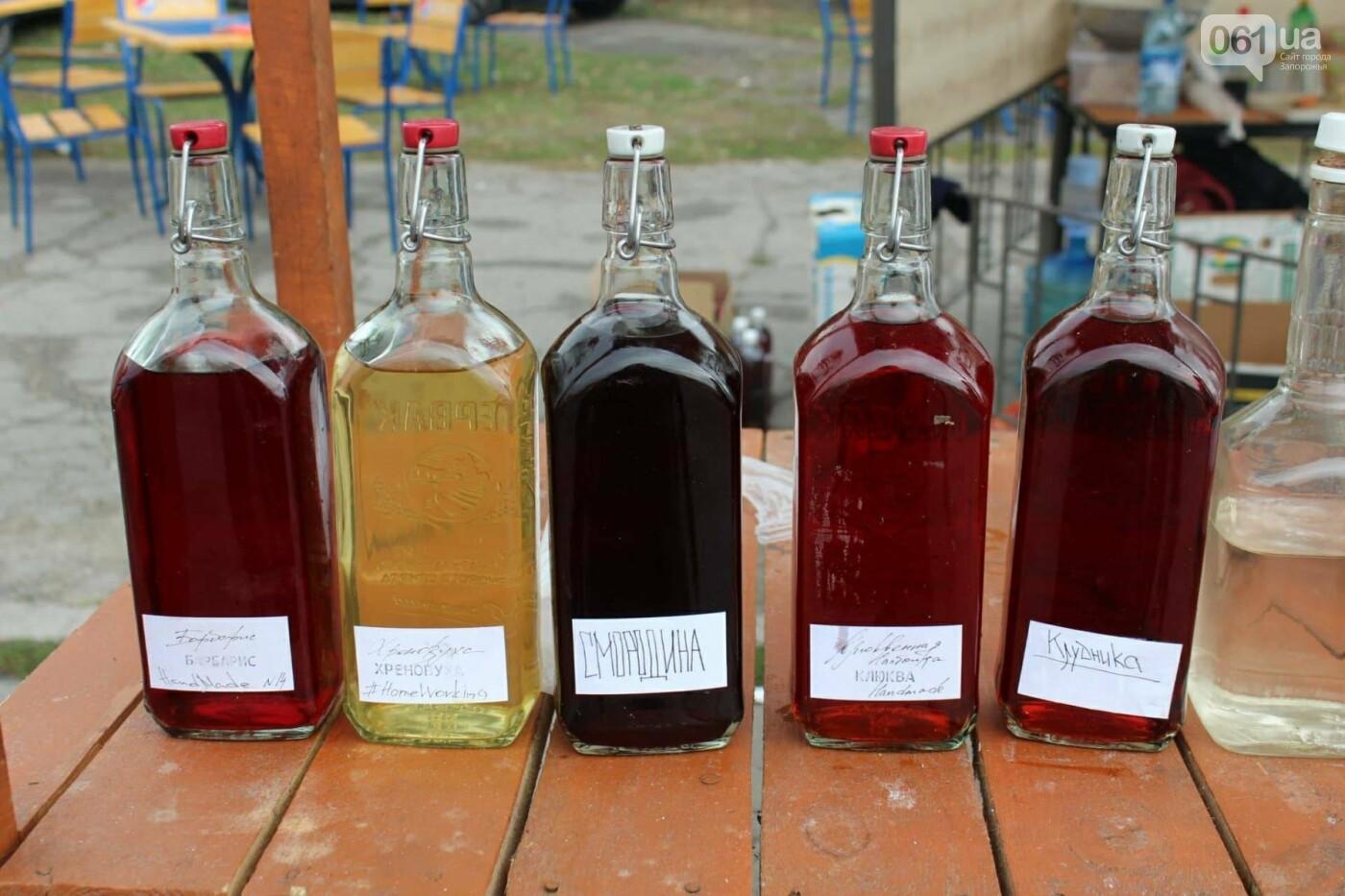 На Покровской ярмарке, несмотря на запрет, с самого утра продают алкоголь, - ФОТО, фото-6