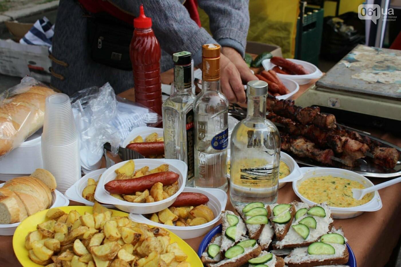 На Покровской ярмарке, несмотря на запрет, с самого утра продают алкоголь, - ФОТО, фото-8