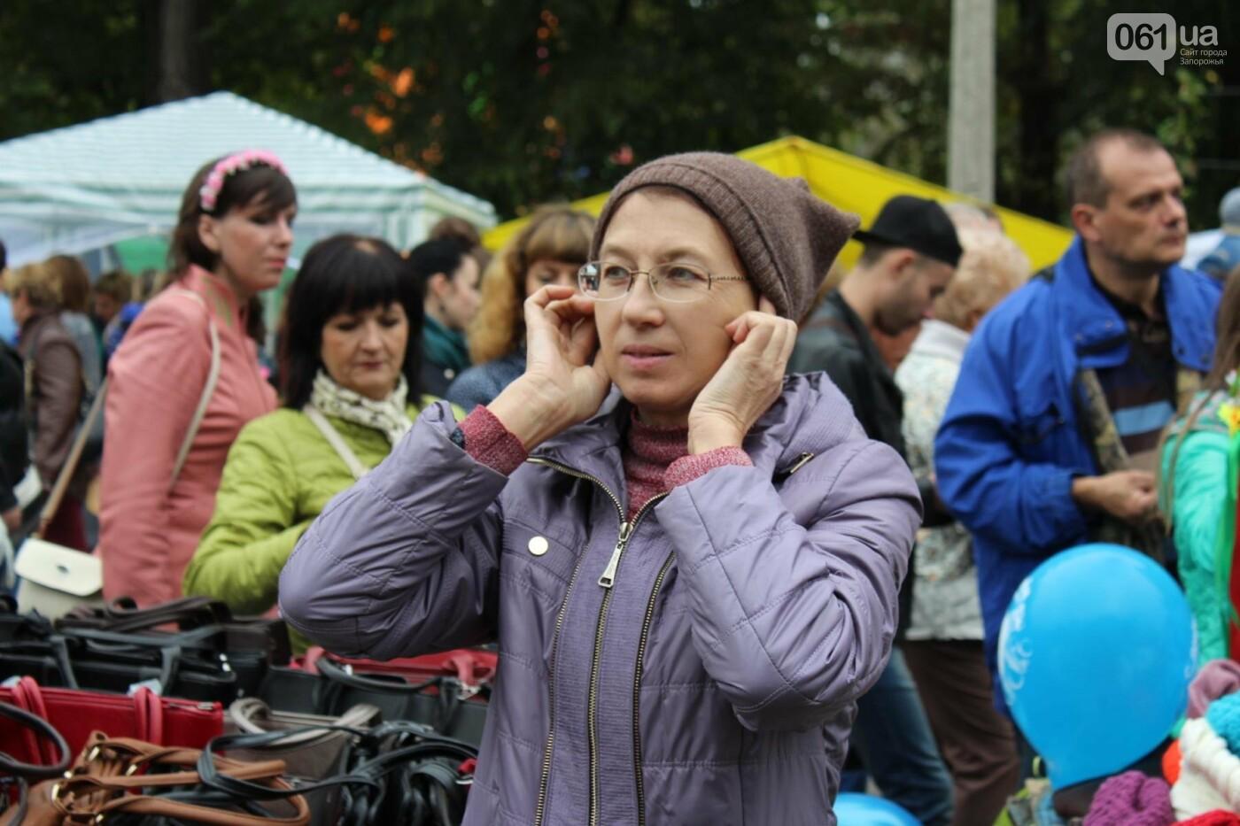 Найди себя: 55 портретов посетителей Покровской ярмарки в Запорожье, - ФОТО , фото-20