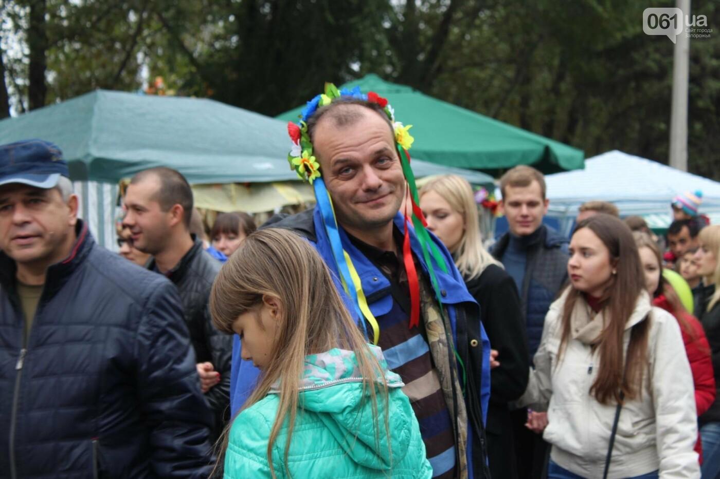 Найди себя: 55 портретов посетителей Покровской ярмарки в Запорожье, - ФОТО , фото-22