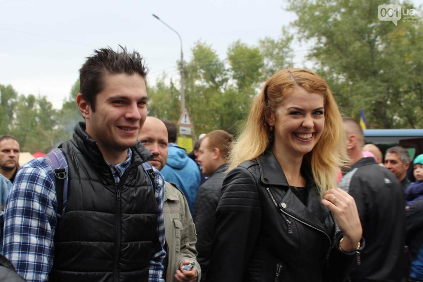 Найди себя: 55 портретов посетителей Покровской ярмарки в Запорожье, - ФОТО , фото-10