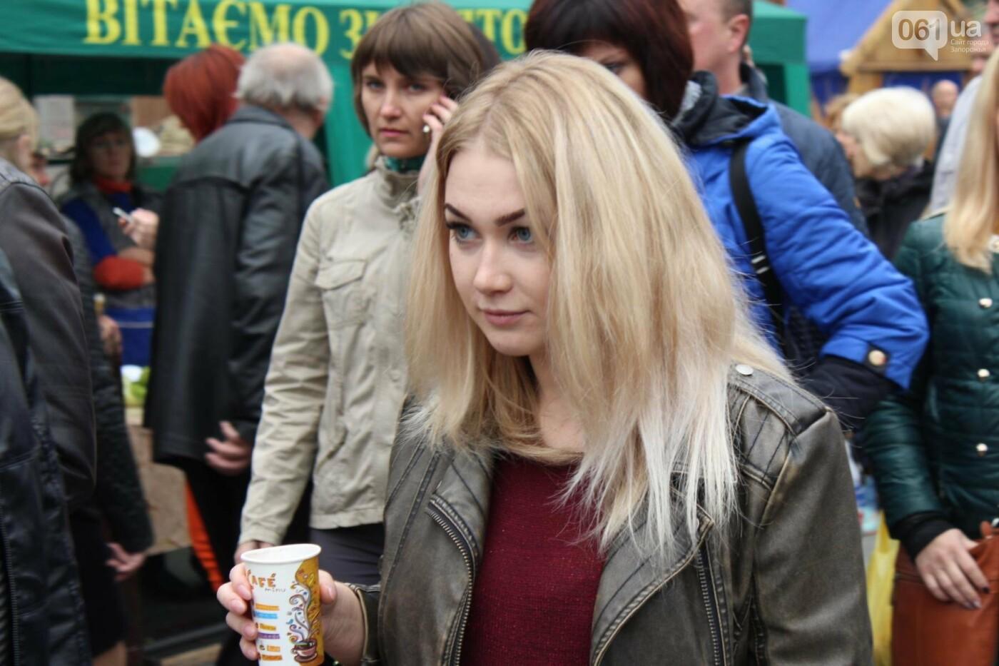 Найди себя: 55 портретов посетителей Покровской ярмарки в Запорожье, - ФОТО , фото-38