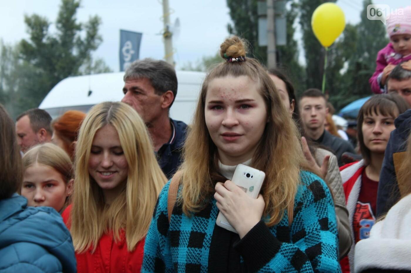 Найди себя: 55 портретов посетителей Покровской ярмарки в Запорожье, - ФОТО , фото-23
