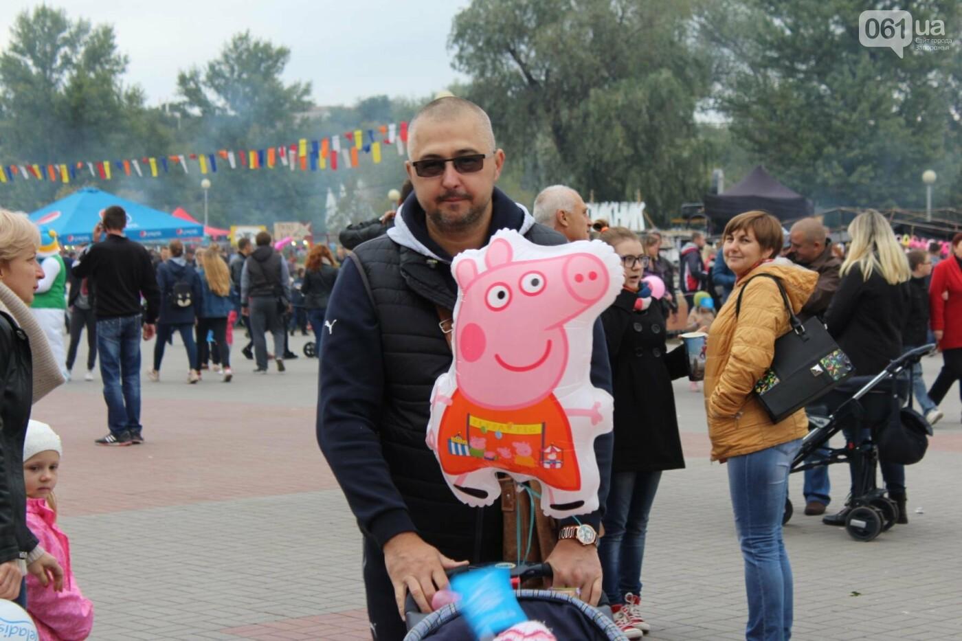 Найди себя: 55 портретов посетителей Покровской ярмарки в Запорожье, - ФОТО , фото-39
