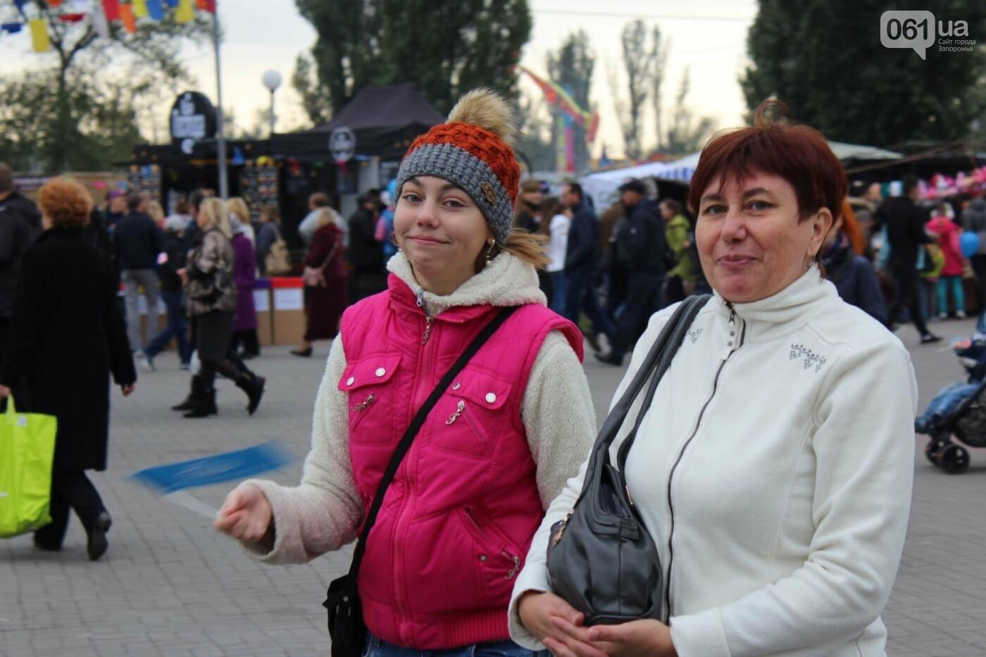 Найди себя: 55 портретов посетителей Покровской ярмарки в Запорожье, - ФОТО , фото-24