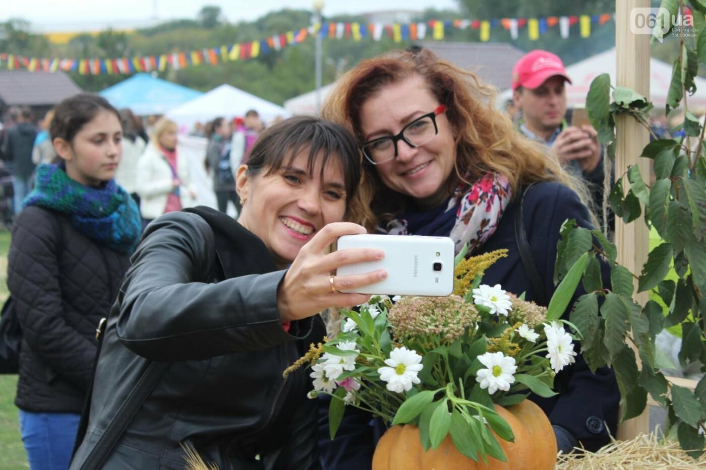Найди себя: 55 портретов посетителей Покровской ярмарки в Запорожье, - ФОТО , фото-41
