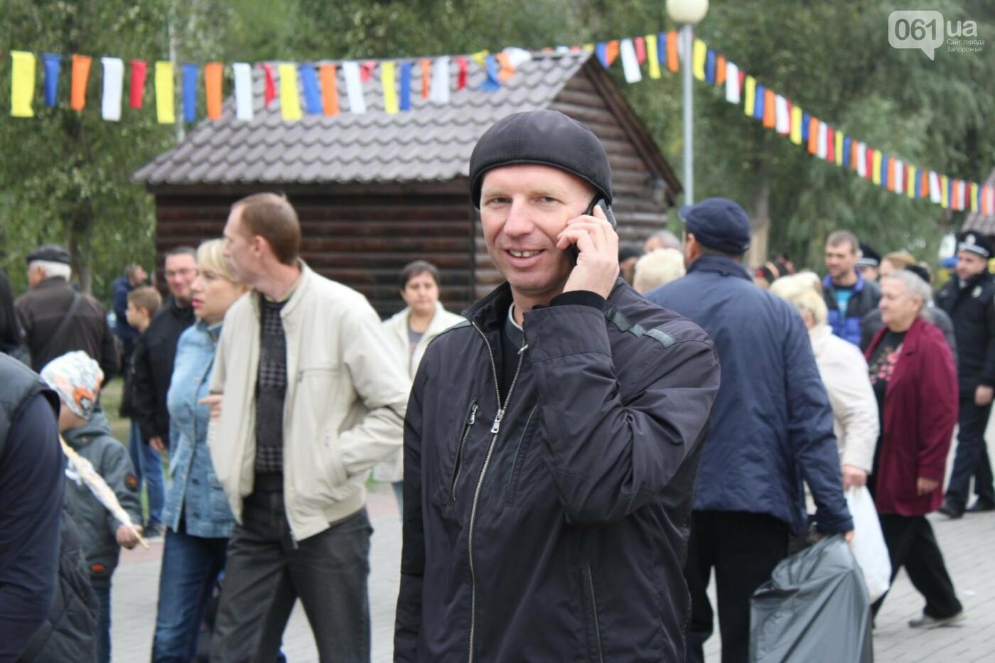 Найди себя: 55 портретов посетителей Покровской ярмарки в Запорожье, - ФОТО , фото-49