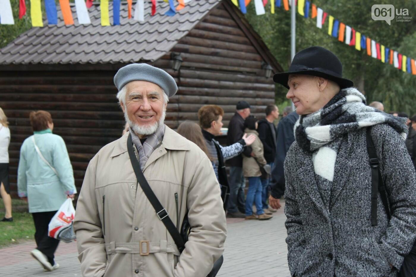 Найди себя: 55 портретов посетителей Покровской ярмарки в Запорожье, - ФОТО , фото-54