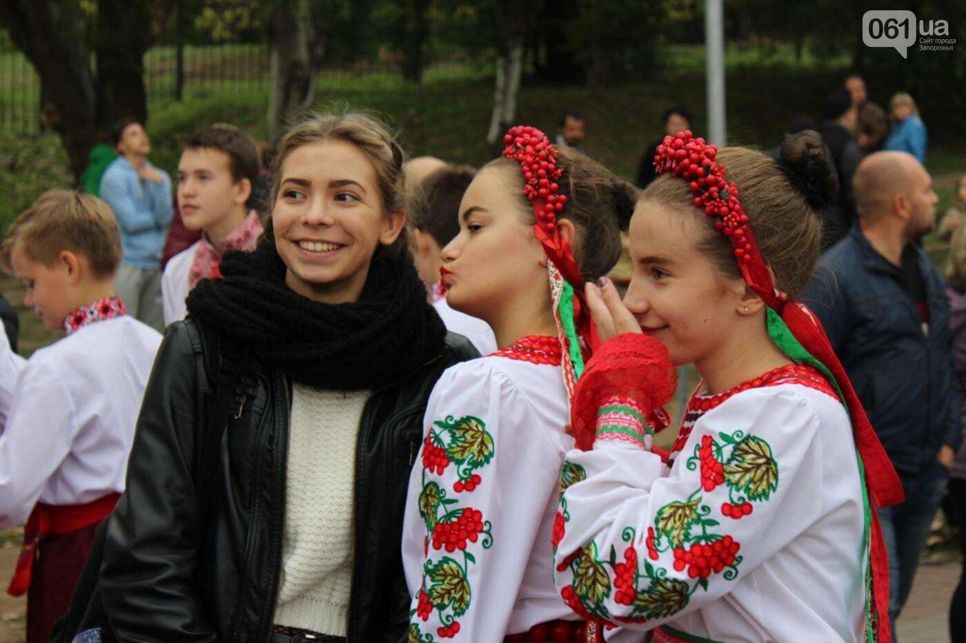 Найди себя: 55 портретов посетителей Покровской ярмарки в Запорожье, - ФОТО , фото-27