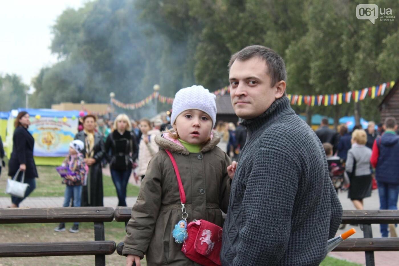 Найди себя: 55 портретов посетителей Покровской ярмарки в Запорожье, - ФОТО , фото-42