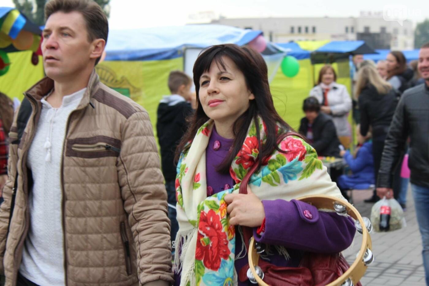 Найди себя: 55 портретов посетителей Покровской ярмарки в Запорожье, - ФОТО , фото-29