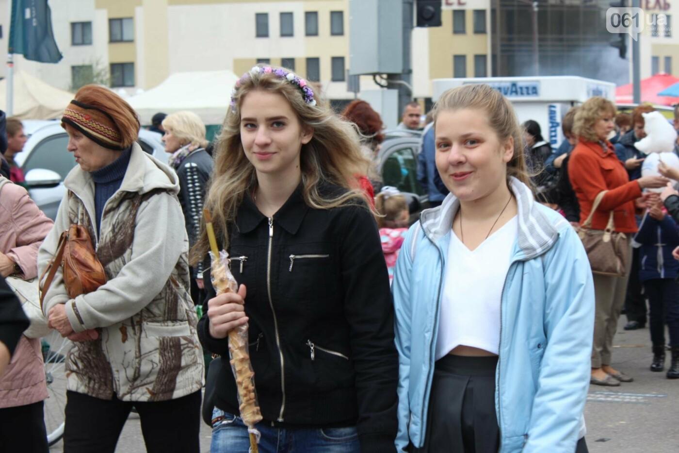Найди себя: 55 портретов посетителей Покровской ярмарки в Запорожье, - ФОТО , фото-43