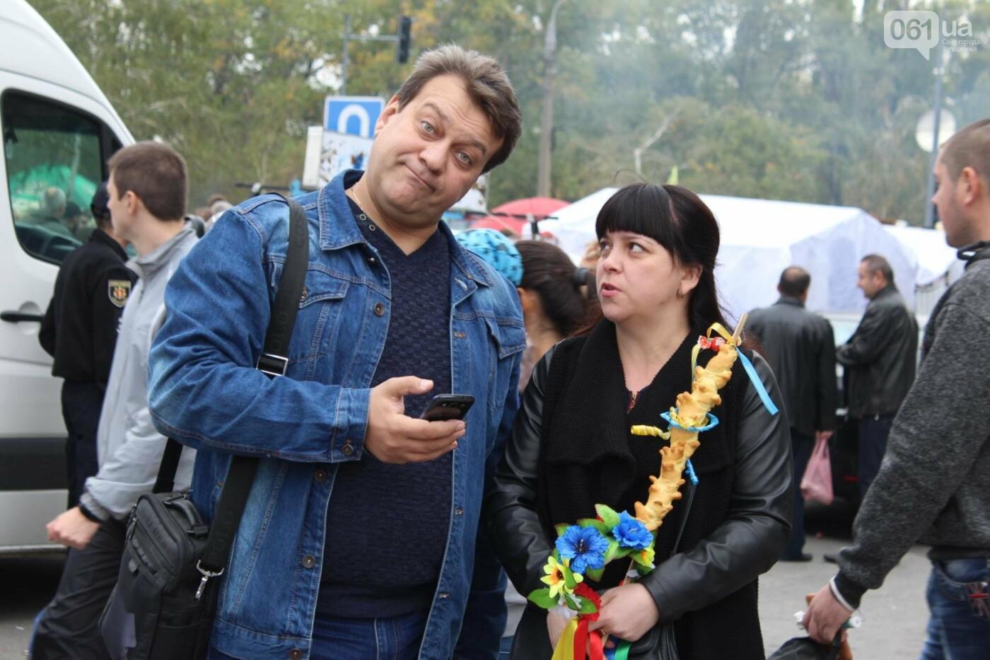 Найди себя: 55 портретов посетителей Покровской ярмарки в Запорожье, - ФОТО , фото-52
